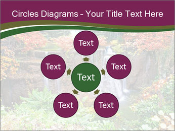 Waterfall In Thailand PowerPoint Templates - Slide 78