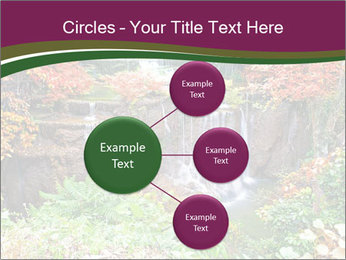 Waterfall In Thailand PowerPoint Templates - Slide 79