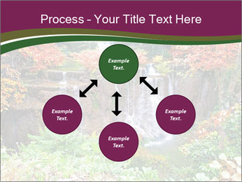 Waterfall In Thailand PowerPoint Templates - Slide 91