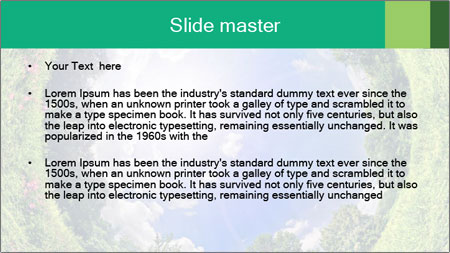 Ecosystem PowerPoint Template - Slide 2