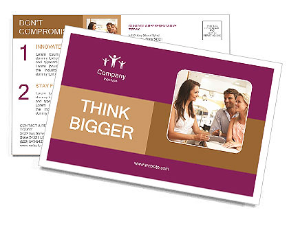 0000092005 Postcard Template