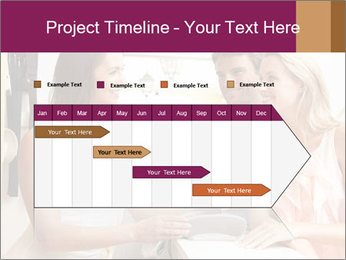 Couple Talking To Shop Assistant PowerPoint Templates - Slide 25