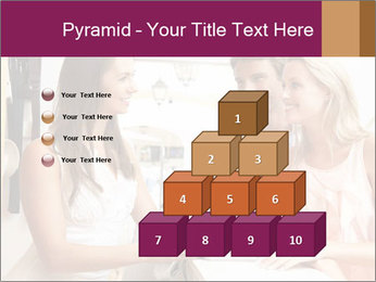 Couple Talking To Shop Assistant PowerPoint Templates - Slide 31