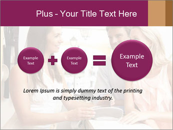 Couple Talking To Shop Assistant PowerPoint Templates - Slide 75