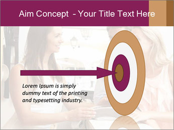 Couple Talking To Shop Assistant PowerPoint Templates - Slide 83