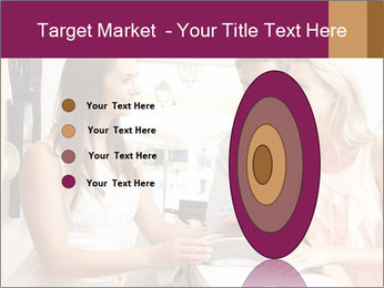 Couple Talking To Shop Assistant PowerPoint Templates - Slide 84