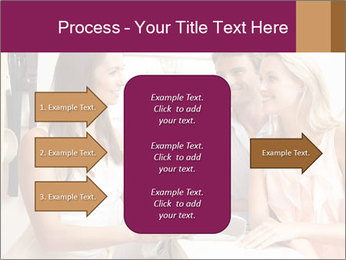 Couple Talking To Shop Assistant PowerPoint Templates - Slide 85