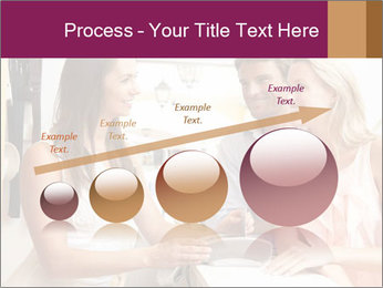 Couple Talking To Shop Assistant PowerPoint Templates - Slide 87