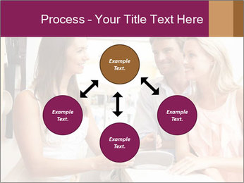 Couple Talking To Shop Assistant PowerPoint Templates - Slide 91