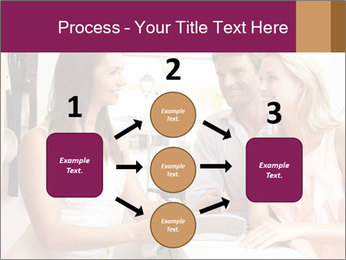 Couple Talking To Shop Assistant PowerPoint Templates - Slide 92