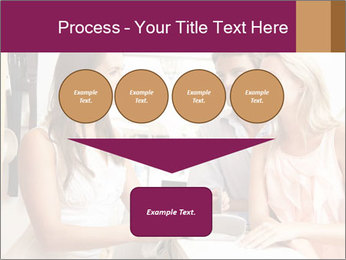 Couple Talking To Shop Assistant PowerPoint Templates - Slide 93