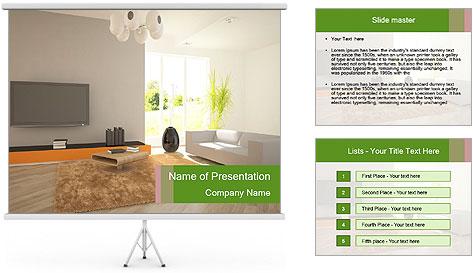 Modern Minimalism In Design PowerPoint Template