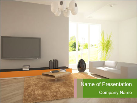 Modern Minimalism In Design PowerPoint Template