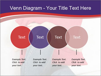 Woman With Red Pillow PowerPoint Templates - Slide 32