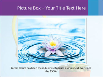 Plant And Wateringpot PowerPoint Templates - Slide 15