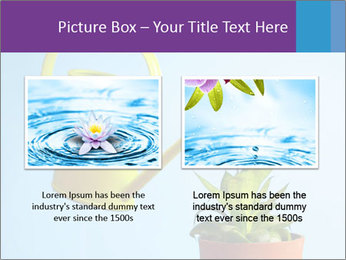 Plant And Wateringpot PowerPoint Template - Slide 18