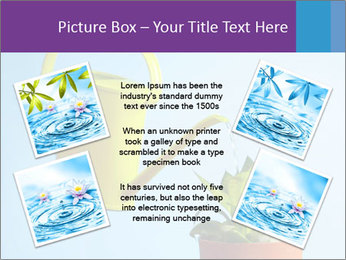 Plant And Wateringpot PowerPoint Templates - Slide 24