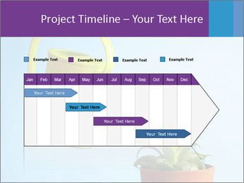 Plant And Wateringpot PowerPoint Template - Slide 25