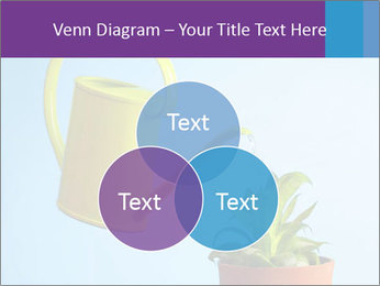 Plant And Wateringpot PowerPoint Templates - Slide 33