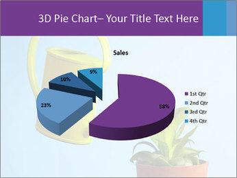 Plant And Wateringpot PowerPoint Templates - Slide 35