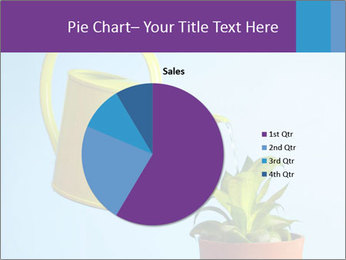 Plant And Wateringpot PowerPoint Templates - Slide 36