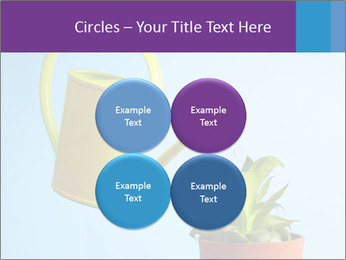 Plant And Wateringpot PowerPoint Templates - Slide 38