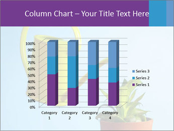 Plant And Wateringpot PowerPoint Templates - Slide 50