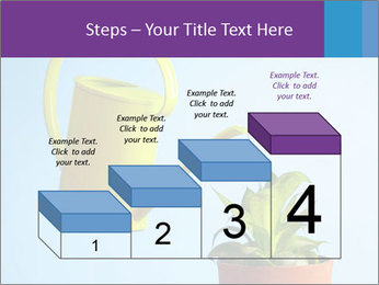Plant And Wateringpot PowerPoint Templates - Slide 64