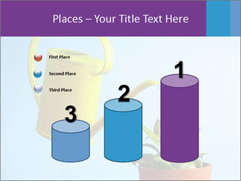 Plant And Wateringpot PowerPoint Template - Slide 65
