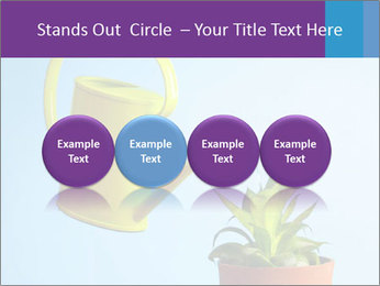 Plant And Wateringpot PowerPoint Template - Slide 76