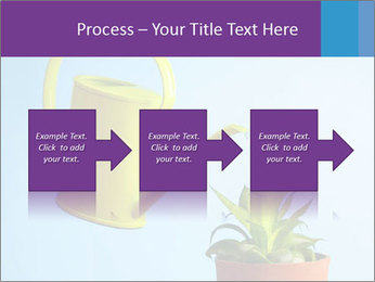 Plant And Wateringpot PowerPoint Template - Slide 88