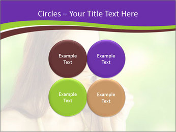 Woman Loves Herbal Tea PowerPoint Template - Slide 38