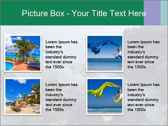 Canoeing Team PowerPoint Templates - Slide 14