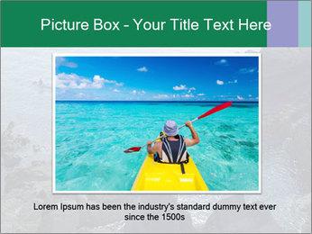 Canoeing Team PowerPoint Templates - Slide 16