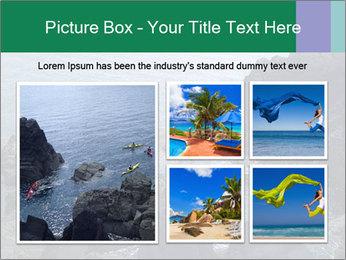 Canoeing Team PowerPoint Templates - Slide 19