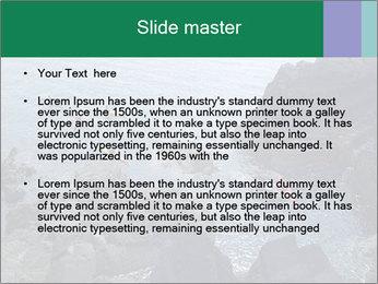Canoeing Team PowerPoint Templates - Slide 2