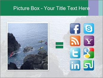 Canoeing Team PowerPoint Templates - Slide 21