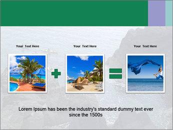 Canoeing Team PowerPoint Templates - Slide 22