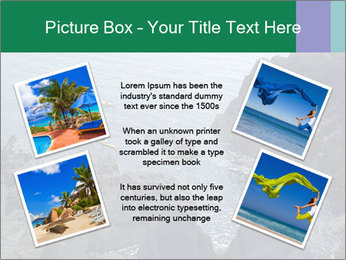 Canoeing Team PowerPoint Templates - Slide 24