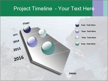 Canoeing Team PowerPoint Templates - Slide 26