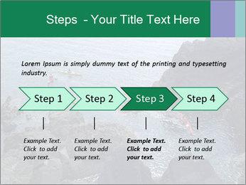 Canoeing Team PowerPoint Templates - Slide 4