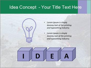 Canoeing Team PowerPoint Templates - Slide 80