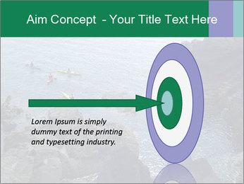 Canoeing Team PowerPoint Templates - Slide 83