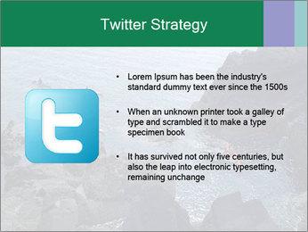 Canoeing Team PowerPoint Templates - Slide 9