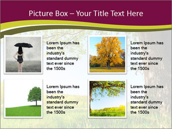 Tree View PowerPoint Template - Slide 14