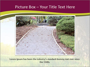 Tree View PowerPoint Template - Slide 16
