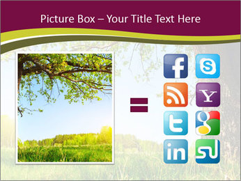 Tree View PowerPoint Template - Slide 21