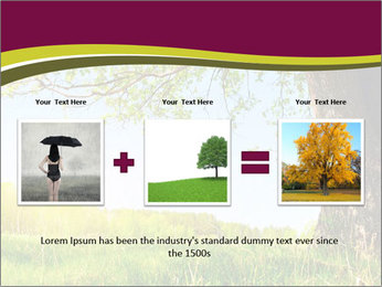 Tree View PowerPoint Template - Slide 22