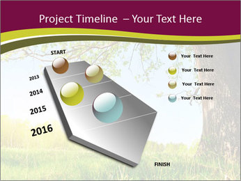Tree View PowerPoint Template - Slide 26
