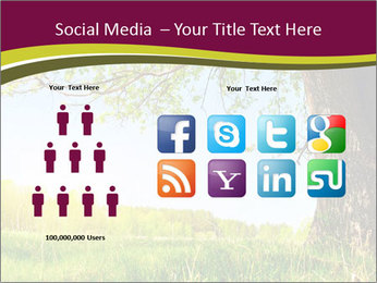 Tree View PowerPoint Template - Slide 5